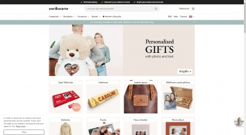 GIFT – Find a unique personalised gift here | YourSurprise.co.uk