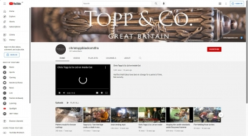 christoppblacksmiths  - YouTube