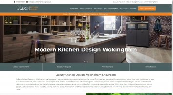 Zara Kitchen Design |