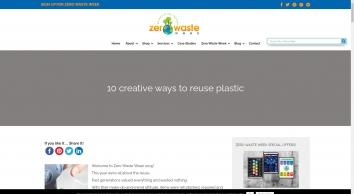 10 creative ways to reuse plastic | Zero Waste Week