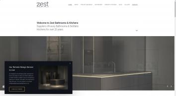Zest   Luxury Bathrooms & SieMatic Kitchens