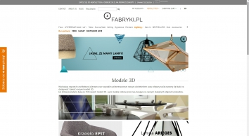 designer lighting and furniture - zFABRYKI.PL
