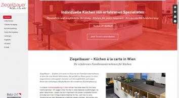 Küchen á la Carte—Ziegelb…